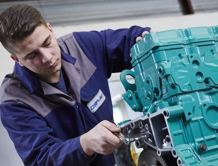 Réparation moteurs