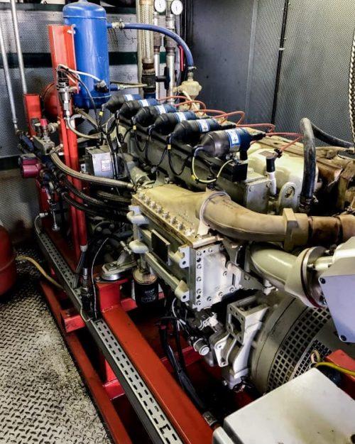 moteur méthanisation