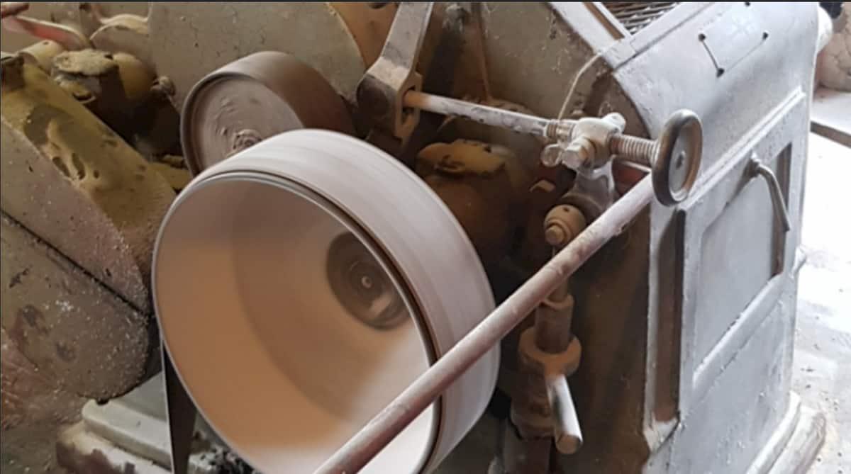 Intervention de maintenance Chaplain au Moulin d'Epron