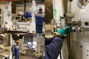 Intervention en maintenance industrielle chez Agriplas