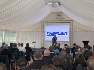 Seminaire Chaplain Presentation