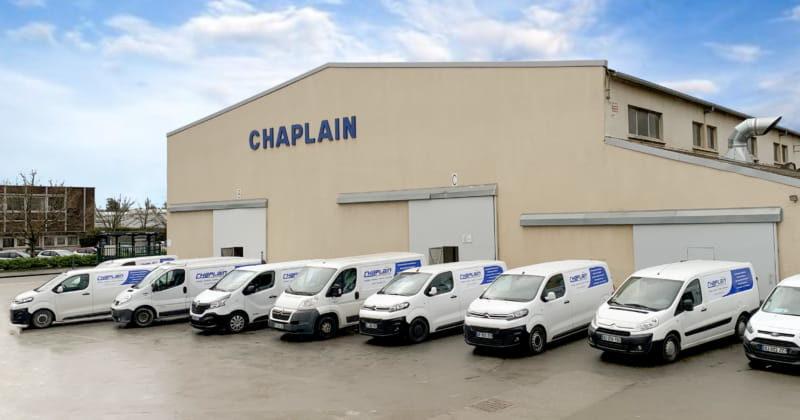 Flotte Chaplain, tous les métiers