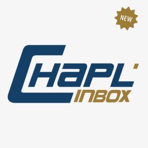 Chapl'Inbox disponible sur PC et mobile