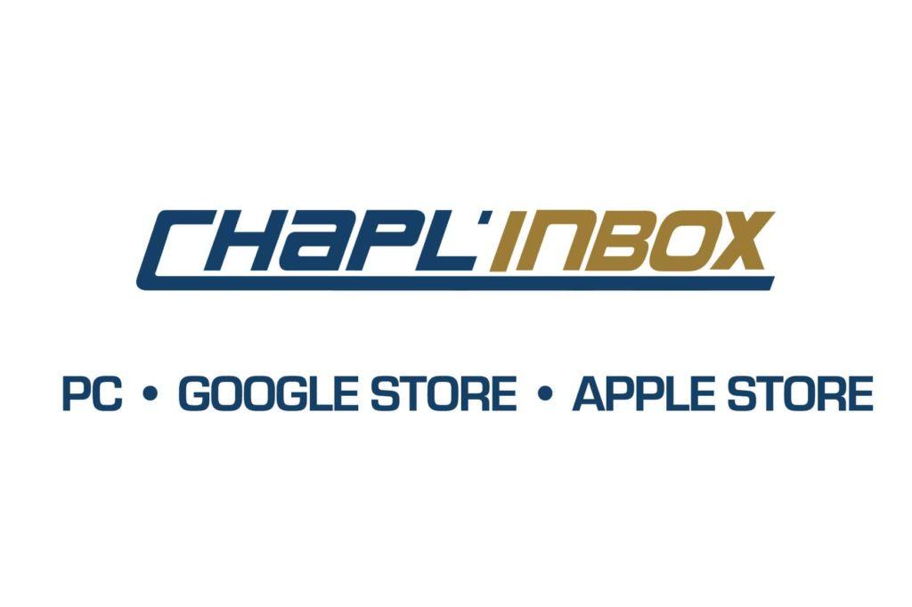 Application Chaplin Chaplinbox