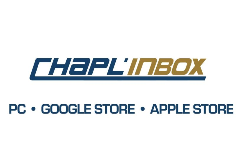 Application Chaplin Chaplinbox