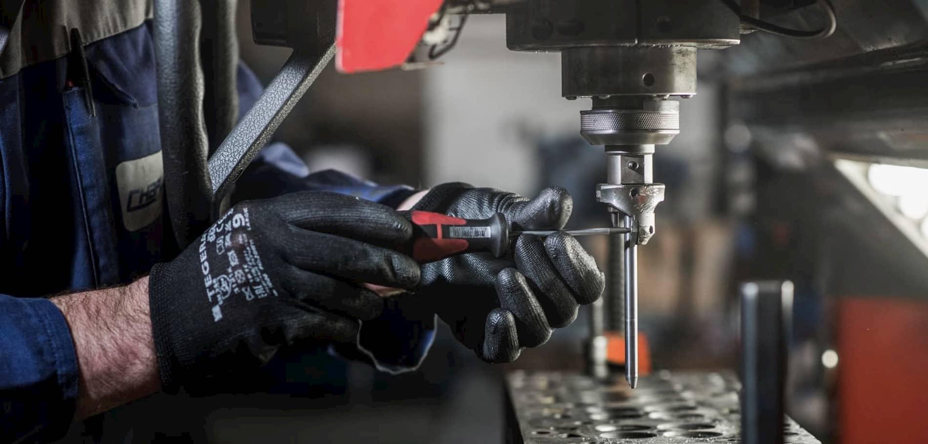 Réparation de moteurs industriels dans le Grand Nord