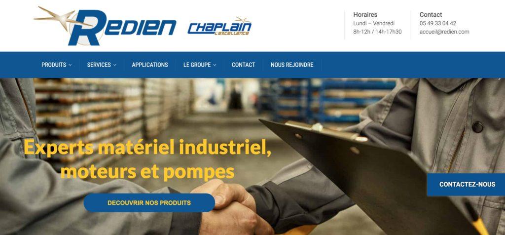 site web redien